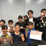 開催レポート!6/25 IchigoJam教室 in 千歳船橋